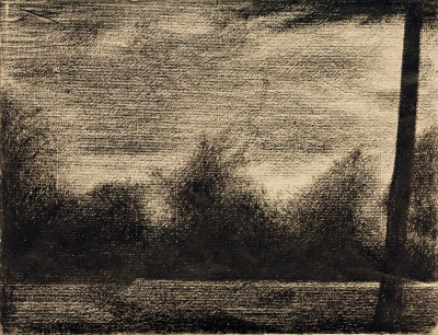 Waldrand - Georges-Pierre Seurat