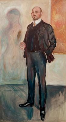 WALTHER RATHENAU - Edvard Munch