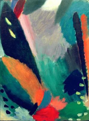Wariacja - Głębokie odczuwanie - Aleksiej Jawlensky