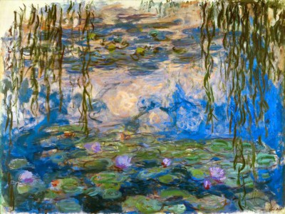 Water Lilies (3) - Claude Monet