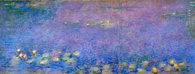 Water Lilies (4) - Claude Monet