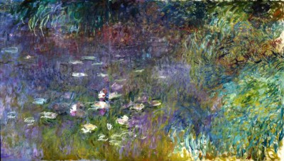 Water Lilies (5) - Claude Monet