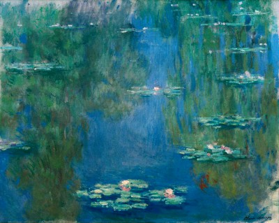 Waterlilies (2) - Claude Monet
