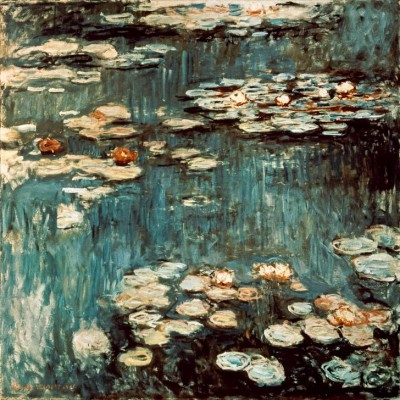 Waterlilies (4) - Claude Monet