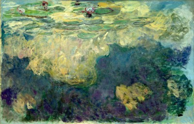 Waterlilies (5) - Claude Monet