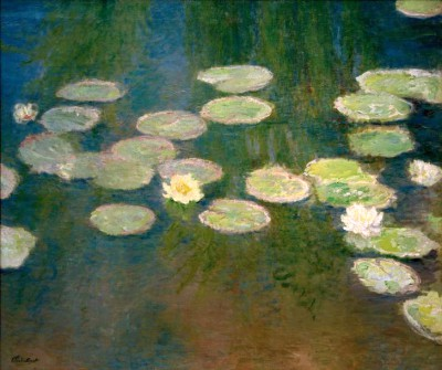 Waterlilies - Claude Monet