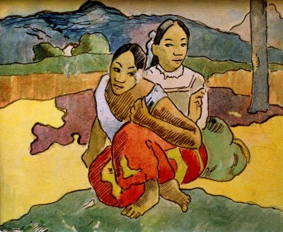 When will you marry - Paul Gauguin