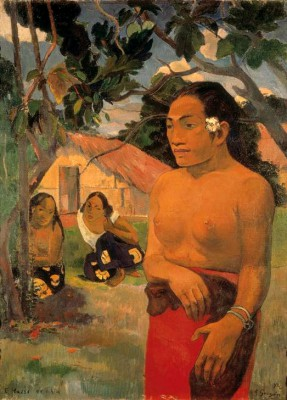 Where are you going - Paul Gauguin
