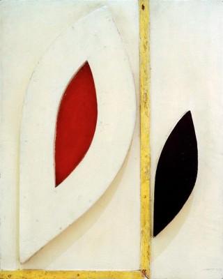 White construction - Kurt Schwitters