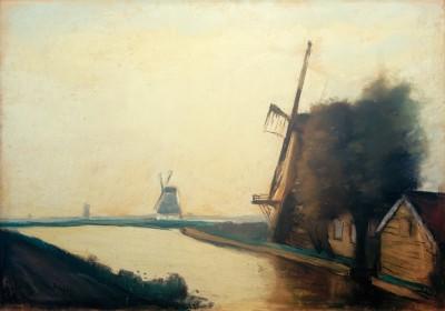 Windmill - Lesser Ury