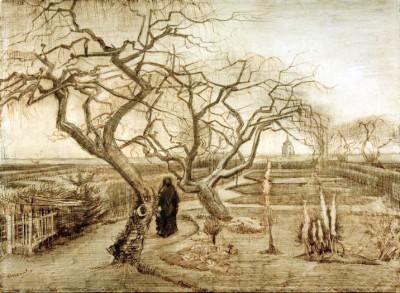 Winter Garden - Vincent van Gogh