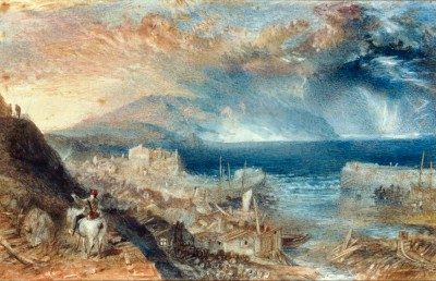 Wolf's Hope – from The Bride of Lammermoor - William Turner