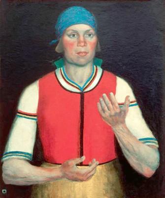 Worker - Kazimierz Malewicz