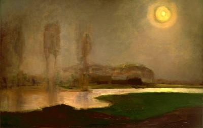 Zomernacht - Piet Mondrian