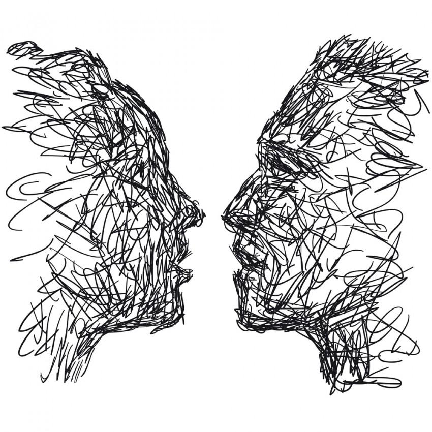 Obraz 'Bacio'