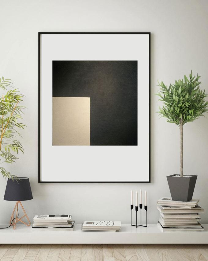 'Black and White. Suprematist Composition' - Kazimierz Malewicz