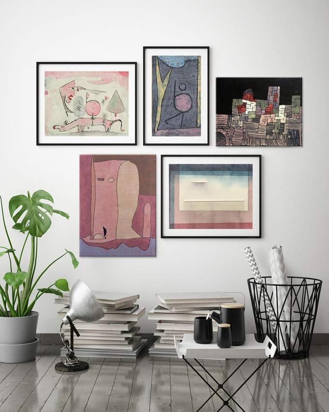 Obrazy i plakaty Paul Klee