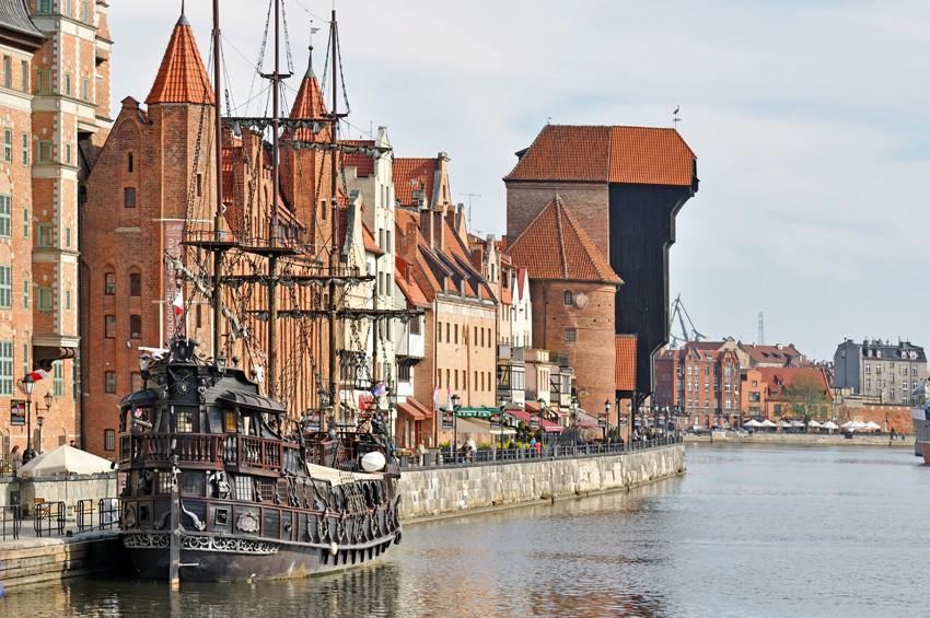 Obraz 'Gdańsk'