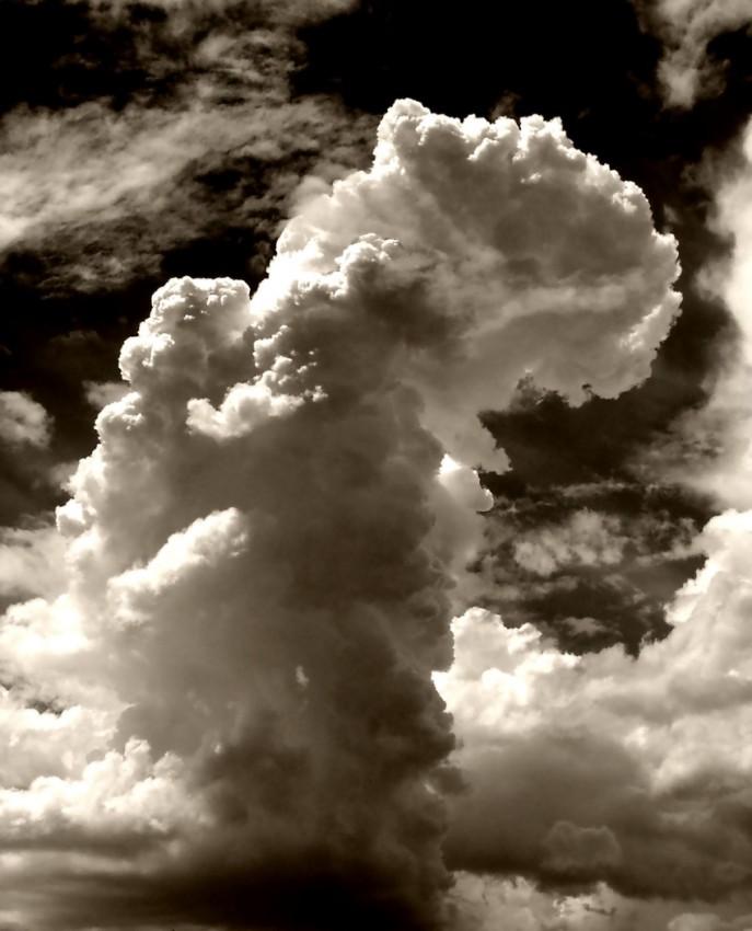 Obraz 'Chmury'