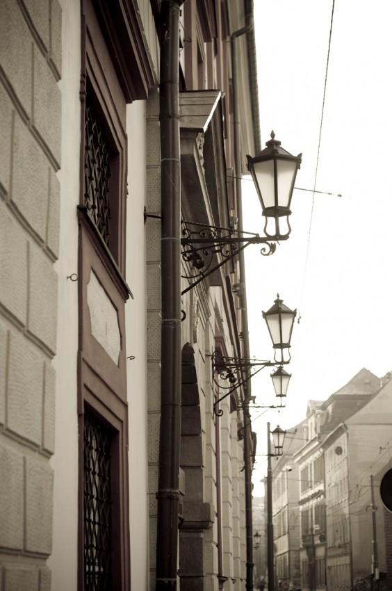 Obraz 'Stare Miasto Wrocław'